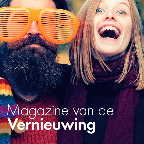 Magazine van de Vernieuwing 1 cover